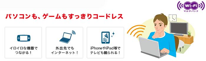 Wi-Fiマルチパック-インターネット・固定電話-ソフトバンク